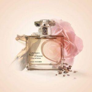 Nước hoa Yves Rocher Eau De Parfum Quelques Notes D'Amour