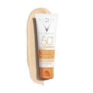 kem chống nắng ngăn sạm da, giảm thâm nám Vichy SPF50