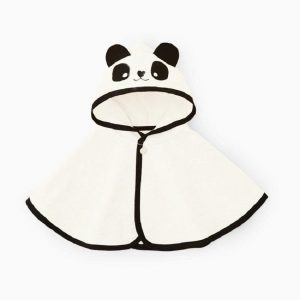Áo choàng chống nắng bé trai bé gái hình thú cho bé mặc khoác ngoài 8-21kg -