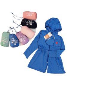 Áo khoác chống nắng toàn thân cho bé tặng khẩu trang