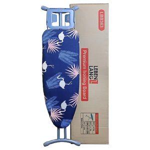 Bàn để ủi quần áo khung bằng thép Lebenlang LBB363 - 499.000đ