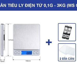 CÂN TIỂU LY 0.1G-3KGS MS 2