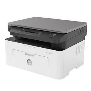 Máy In Laser Trắng Đen Đa Năng HP LaserJet Pro MFP 135w (InCopyScanWifi)_4ZB83A-