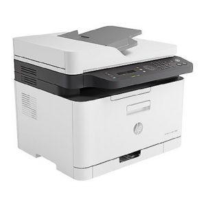 Máy in laser màu đa chức năng HP MFP 179fnw (4ZB97A) - Hàng chính hãng