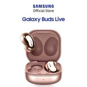 Tai Nghe Bluetooth True Wireless Samsung Galaxy Buds Live - ĐỒNG