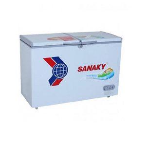 Tủ Đông Dàn Đồng Sanaky VH-2599A1 1 Ngăn 2 Cánh (250L) - Hàng Chính Hãng - 5.250.000đ